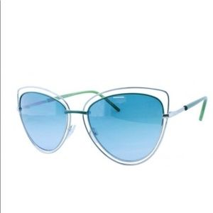 Accessories - Double Metal Frame Sunglasses